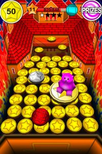 Appli iPhone Coin Dozer