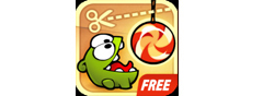 Application gratuite iPhone iPad Cut the rope