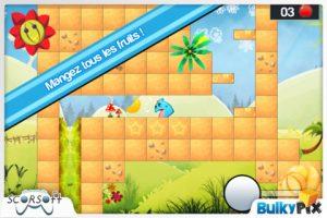 Application iPad iPhone Fruity Jelly