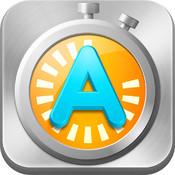 Appli 94 secondes jeu de lettre logo