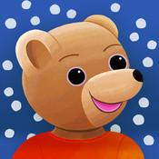 Appli Calendrier de l'Avent Petit ours brun logo