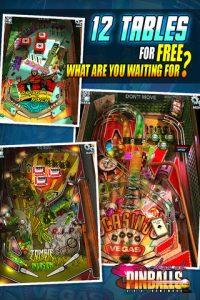 Appli gratuite Age of Pinballs
