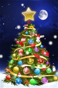 Appli gratuite Sapin de Noël