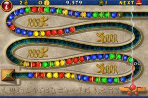 Appli gratuite billes Luxor