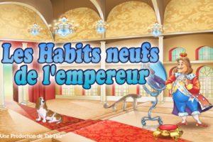 Appli gratuite livre Les habits neufs de l'empereur