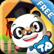 Application Dr Panda Apprends moi pour apprendre logo