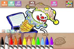 Application gratuite Hello Color Pencil coloriage