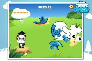 Application iPad iPhone Dr Panda Apprends moi pour apprendre