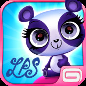 Appli animaux Littlest pet shop logo