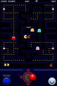 Appli gratuite Pac Man Lite