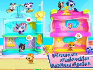 Appli gratuite animaux Littlest Pet shop