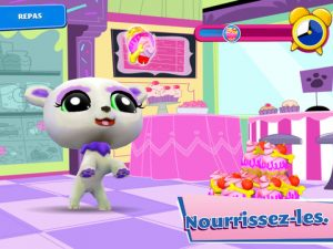 Appli iPad animaux Littlest Pet shop