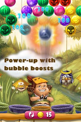 Ninja-bulles 4