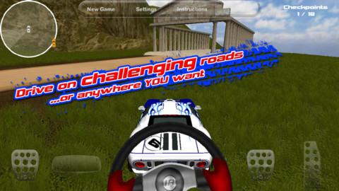 island racer 4