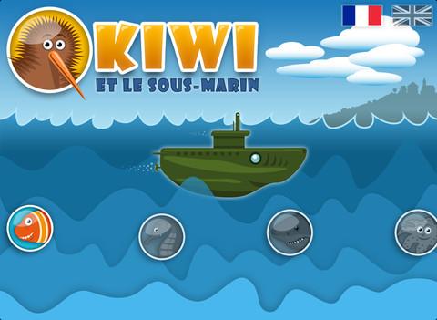 kiwi et le sous-marin puzzles 1