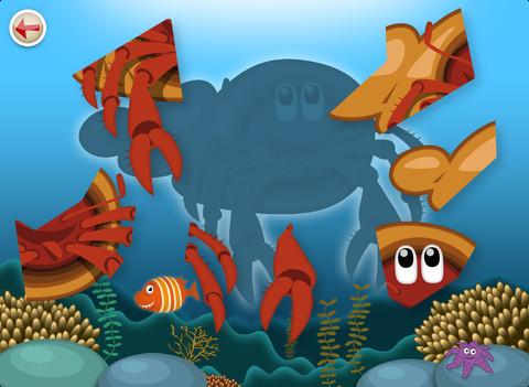 kiwi et le sous-marin puzzles 3