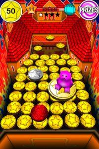 Appli iPhone Coin Dozer