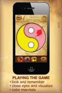 Appli iPhone Mandalass