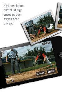 Appli iphone ipad Fast Camera