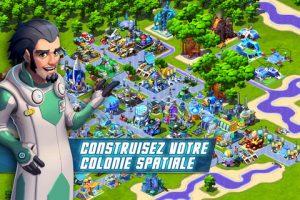 Appli gratuite Cosmic Colony