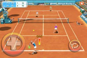 Appli gratuite Real Tennis