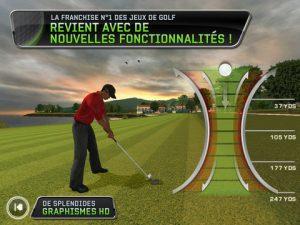 Appli iphone ipad Tiger Woods PGA TOUR 12