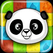 Appli Panda Jam casse les briques logo