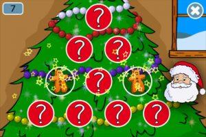 Appli gratuite Les jeux du Père Noël