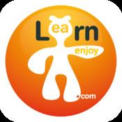 Appli iPad LearnEnjoy pour enfants atteints d'autisme logo