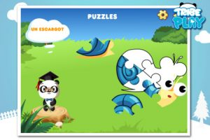 Application iPad iPhone Dr Panda Apprends moi pour apprendre