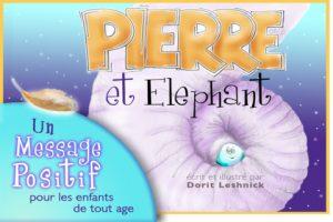 Appli gratuite livre Pierre et éléphant