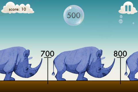 Motion Math Zoom chiffres 5