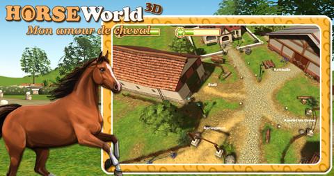 horse world 1