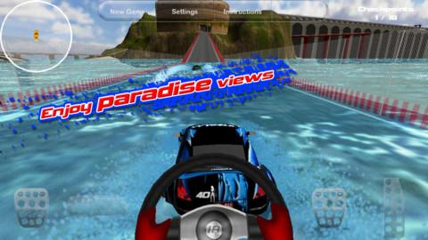 island racer 3