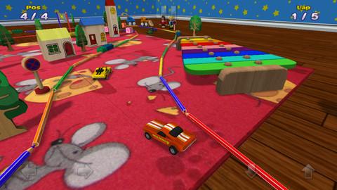 playroom racer